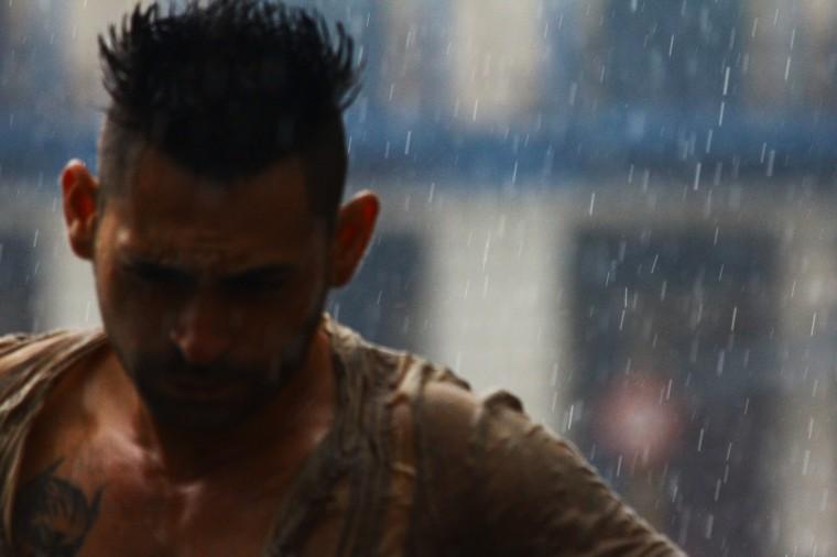 CUBA IN THE RAIN