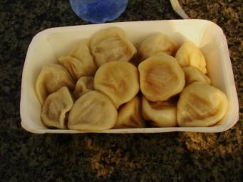 Amazing Chinese dumplings! Xiaolongbao