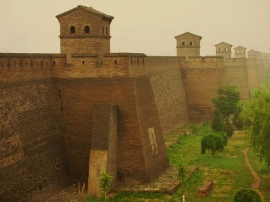 Ancient walls built in 1370