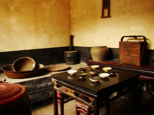Kitchen from the Ming and Qing Dynasties