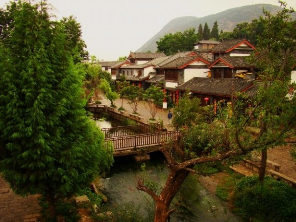 'Old Town' Scenery