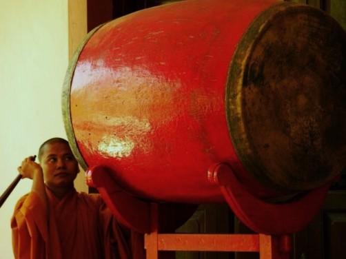 Drummer Monk