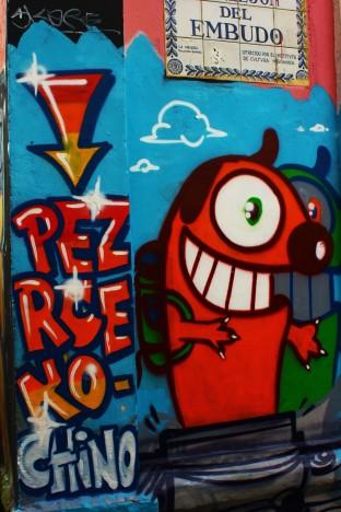 Smiling Pez!