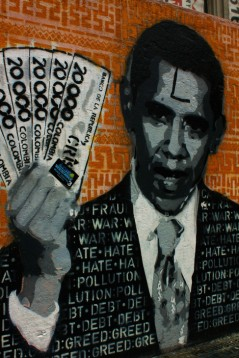 OBAMA and the TLC by Crisp