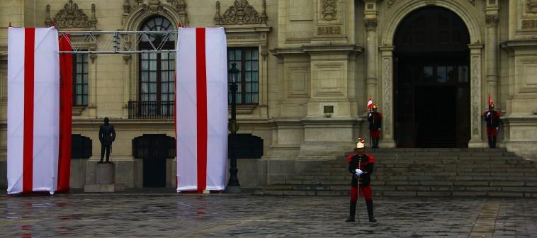 Guards at the Palace