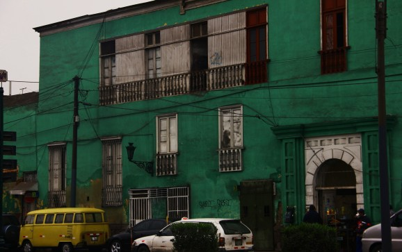 Old Building in Lima Centro