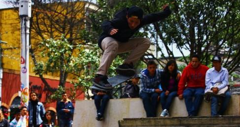 Bogota Boarder