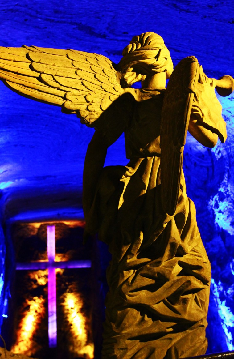 Angel and Cross