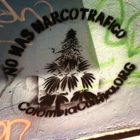 No More Drug Trafficking