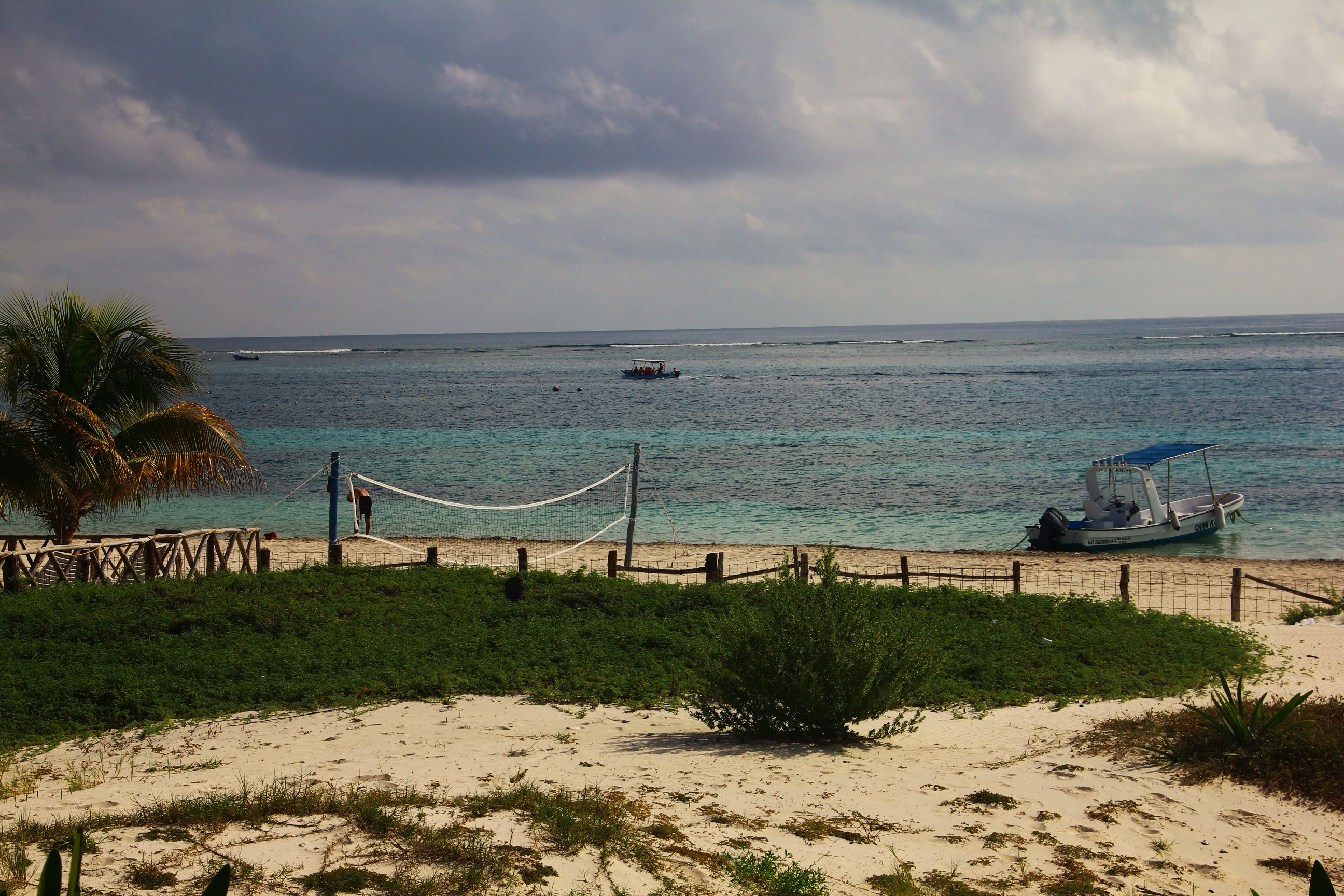 How to get to puerto morelos from playa del carmen for Puerto morelos fishing