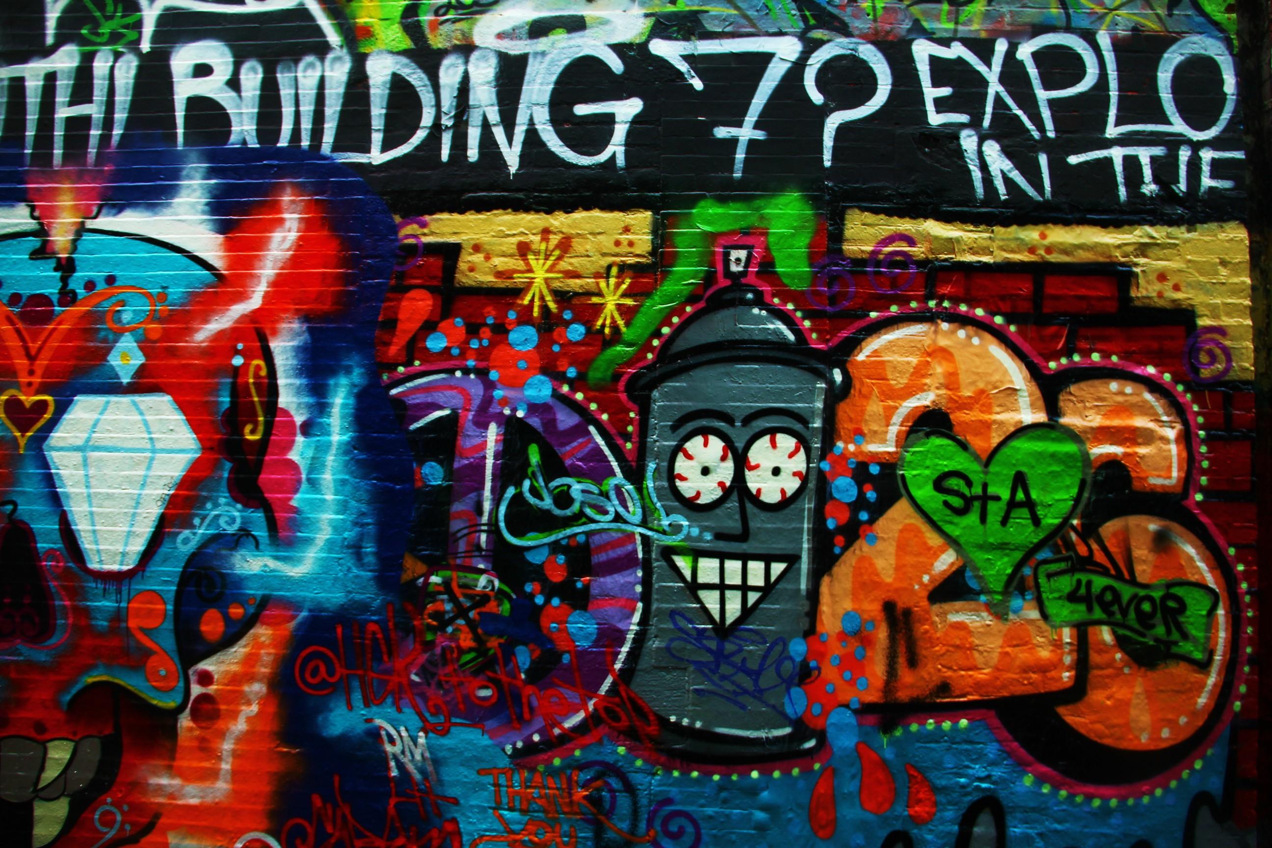 BOSTON GRAFFITI: CENTRAL SQUARE GRAFFITI ALLEY, PT. 2 ...