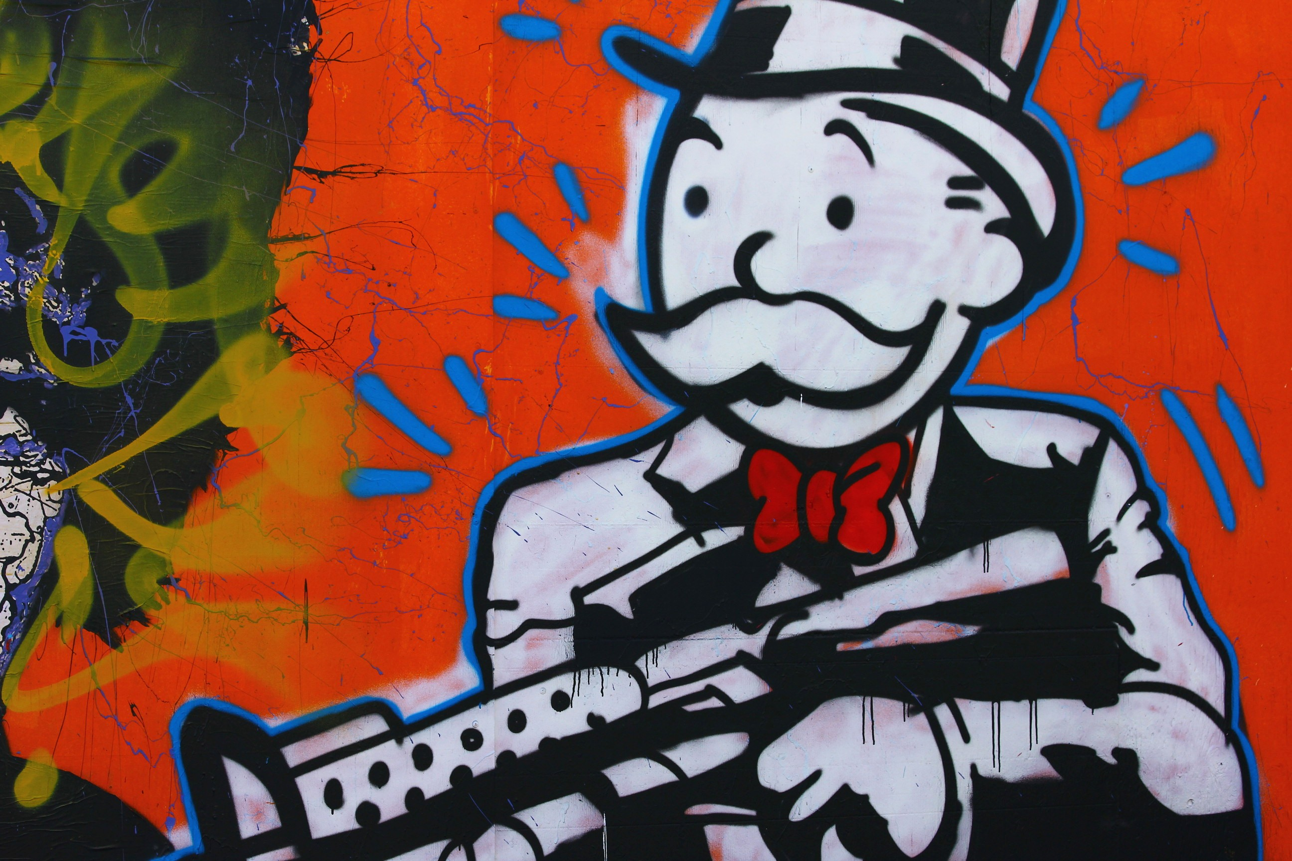 rich uncle pennybags – TOKIDOKI (NOMAD)