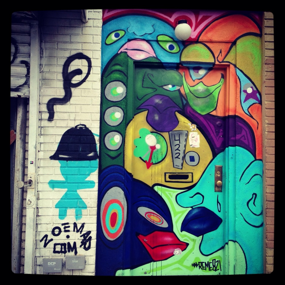 NYC IMAGES: DOORS, PT. 3 (6/6)