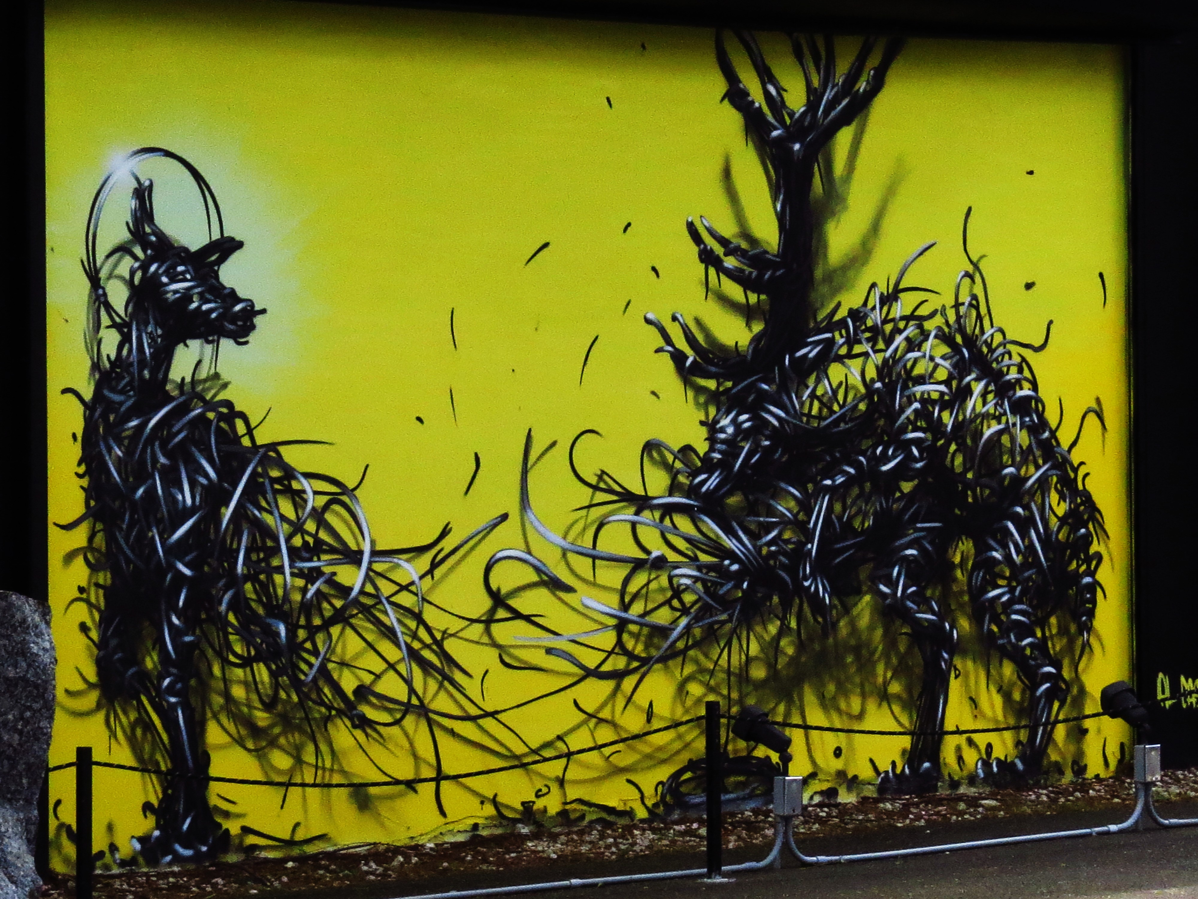 MIAMI STREET ART: WYNWOOD WALLS – TOKIDOKI (NOMAD)