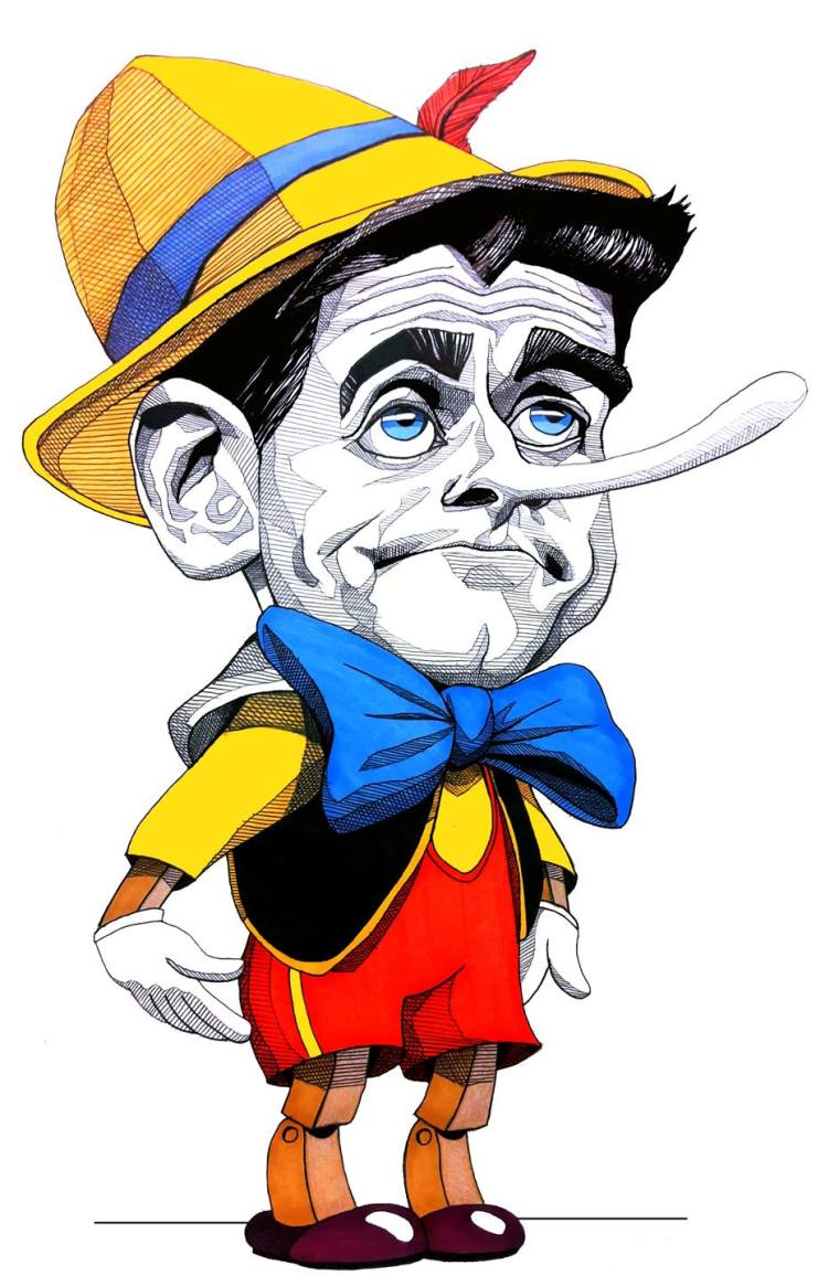 Ohhh . . . . Drawing out political frustrations is so much fun !!! Paul Ryan's a lil puppet boy who's baby blues might as well be brown because he's completely full of shit.